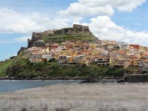 CastelSardo tijdens reisverslag Sardinië mei