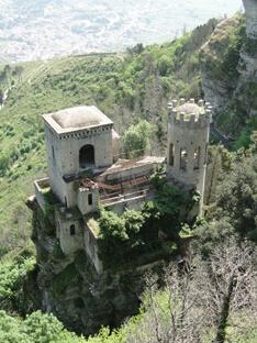 erice citadel