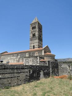 kerk Trinité di Saccárgia