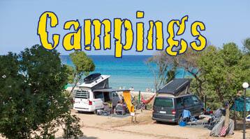 campings elba sardinie sicilie corsica