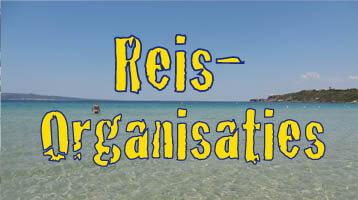 Reisorganisaties naar Corsica, Sicilië, Elba en Sardinië